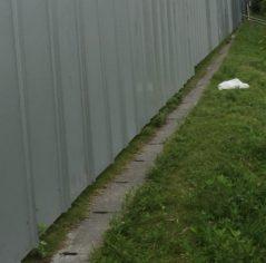 船橋市仮囲い耐震補強工事
