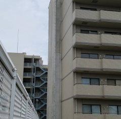 松戸市部分足場組立工事